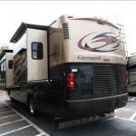Le Mans - Luxury American Motorhome Rental