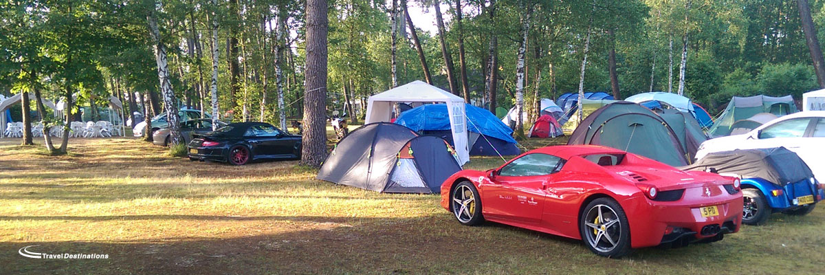 private off circuit camping at guecelard for le mans 2018. Black Bedroom Furniture Sets. Home Design Ideas