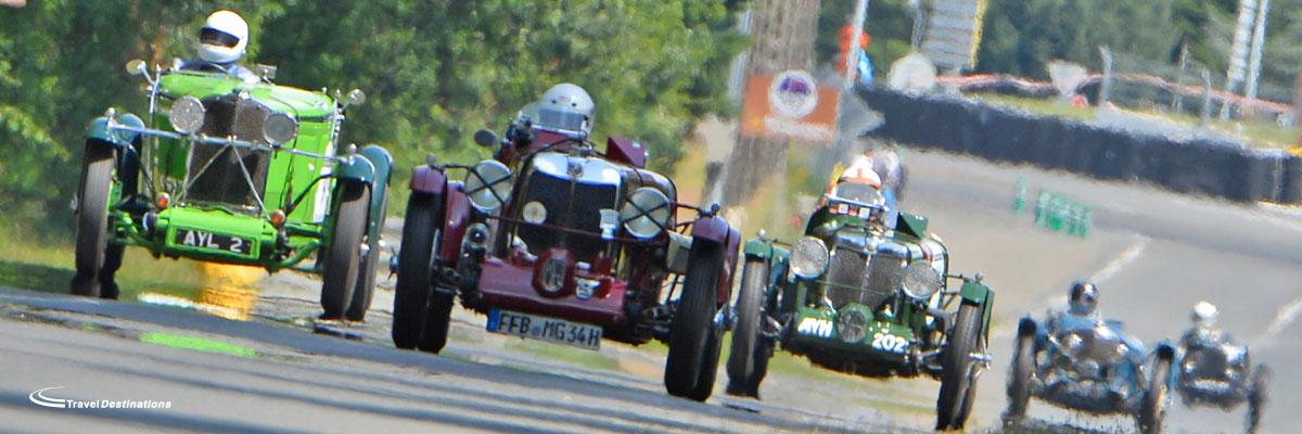 Le Mans Classic slide 1