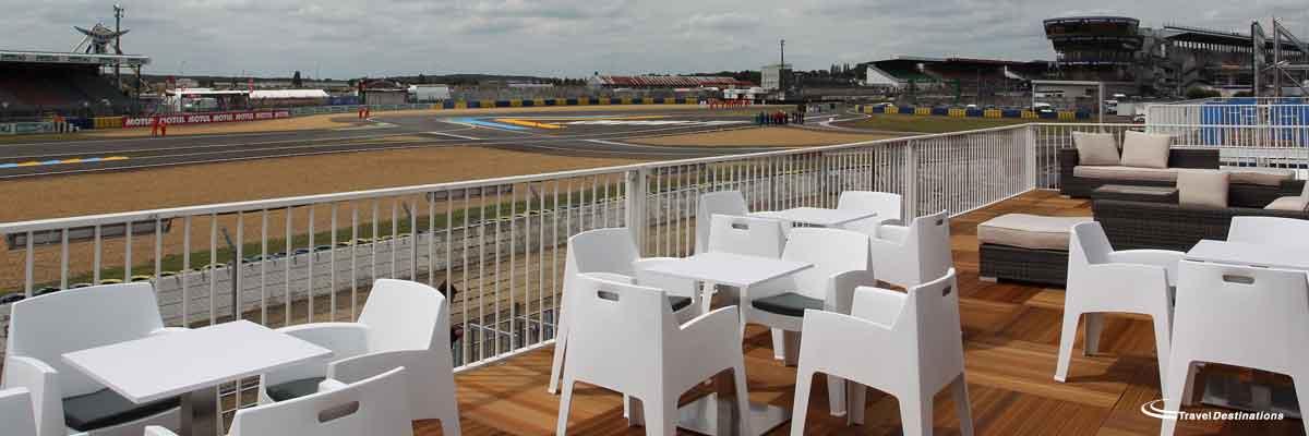 Le Mans Hospitality