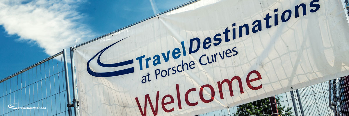 Travel Destinations at Porsche Curves