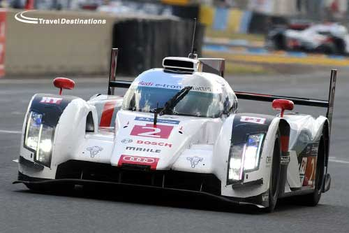 Le Mans 2015 tickets, camping and more