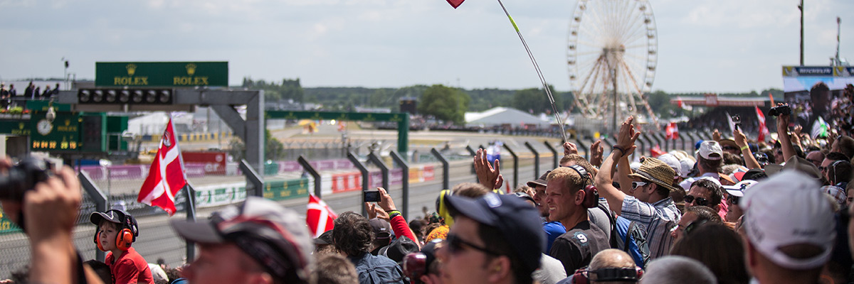 Le Mans 24 Hours 2015 - Groups & Corporate Packages