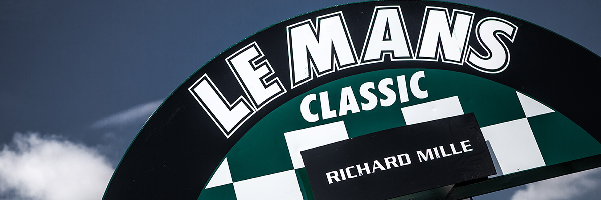 Le Mans Classic 2016 - On Circuit Options