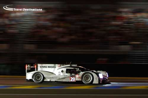 1st Le Mans 2014 Qualifying Report: Porsche ahead after Audi crash