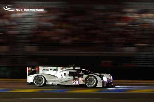 1st Le Mans 2014 Qualifying Report: Porsche ahead after Audi crash
