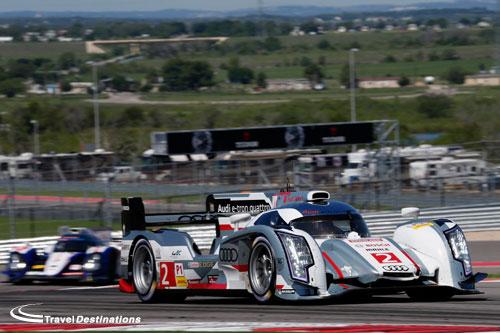 Audi Celebrate Th Win In Austin Le Mans Race - Austin audi