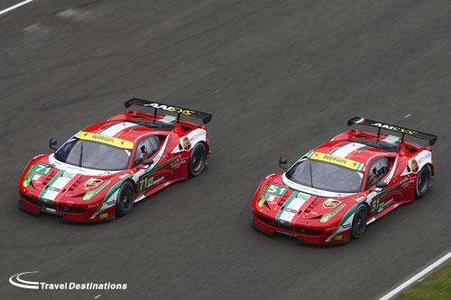 GTE-Pro-AF-Corse-Ferraris