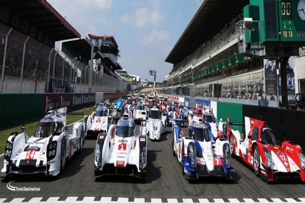 Le Mans 2015 Entry List Revealed