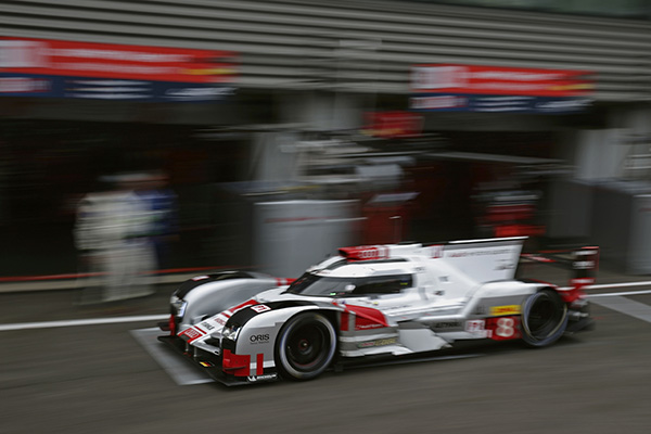 Countdown to Le Mans begins