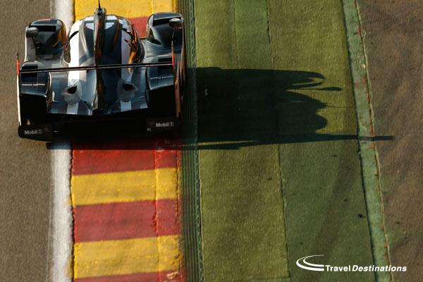 Porsche 919 Hybrid at Spa