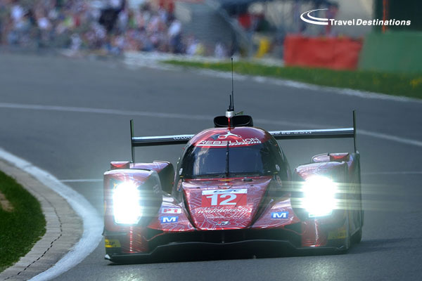 FIA WEC 6 Hours of Spa