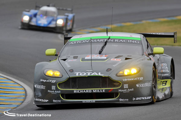 Aston Martin Racing at Le Mans 2016