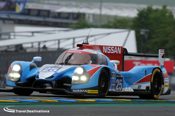 Algarve Pro Racing at Le Mans