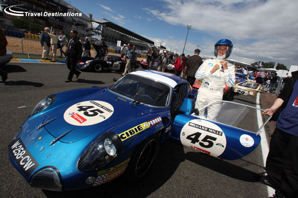 2016 Archives Le Mans Race
