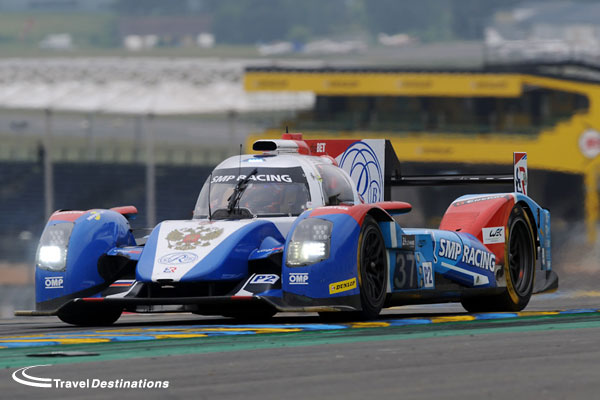SMP Racing at Le Mans 2016