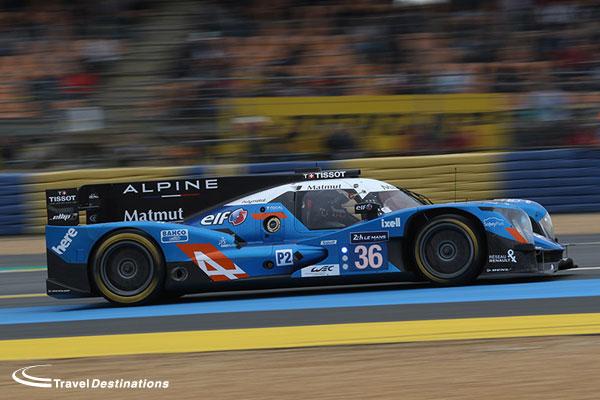 LMP2 at Le Mans 2016