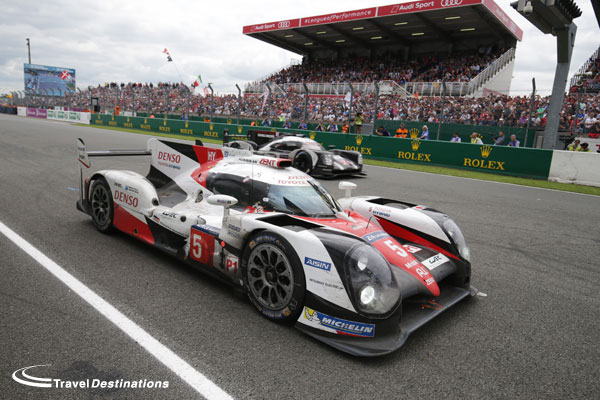 As With Any Event Availability Is Key So The Earlier You Book More Choice That Have Can Turn Up On Day At Le Mans