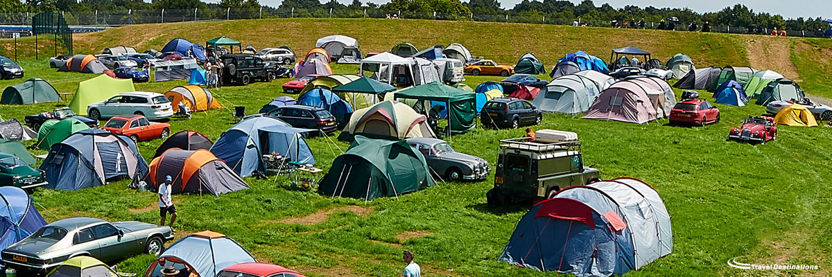 Travel Destinations Private Camping For The Le Mans