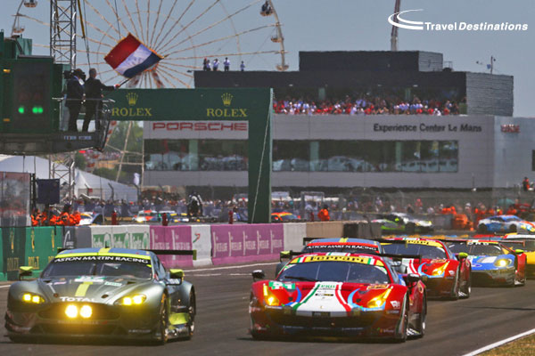 For Le Mans 2018 There Ll Be Two New Factory Backed Cars To Add The Already Elished Ferrari 488 Gte And Ford Gt Both Of Which Still Feel Like