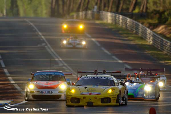 Global endurance legends at le mans classic