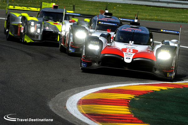 FIA WEC 6 Hours Of Spa-Francorchamps Review