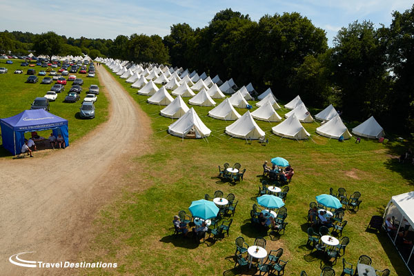 Le Mans Camping