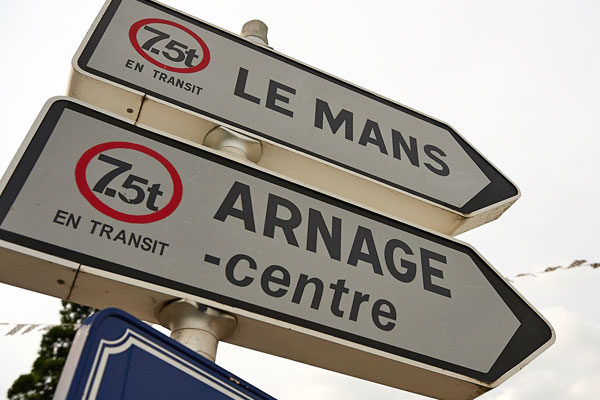 Travel to Le Mans