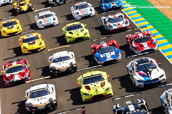 Le Mans tickets