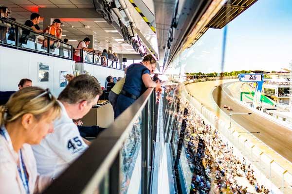 Panoramic 24 Race Weekend Hospitality