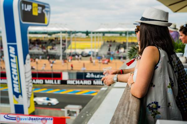 Official Le Mans Classic Hospitality