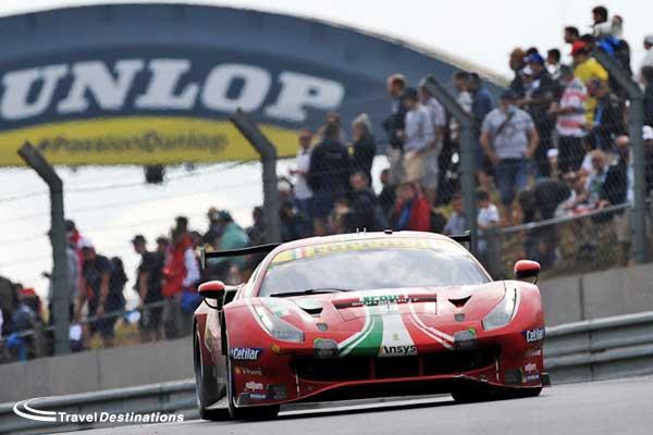 Le Mans reflections