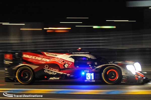 Le Mans 2021